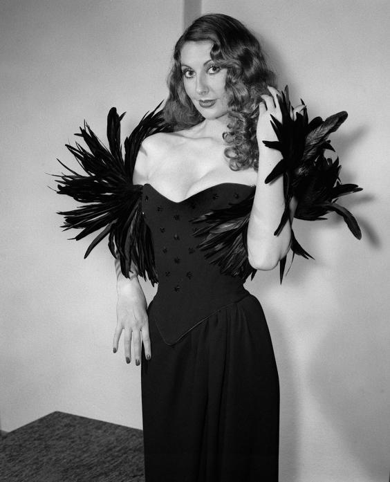 Marilyn Cole in 1974.