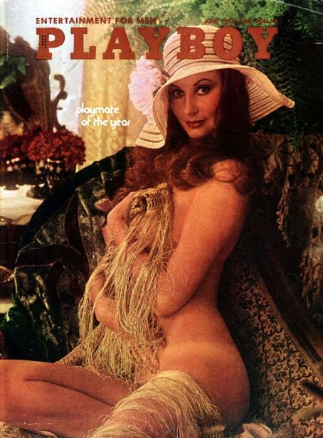 Playmate of the Year 1973.