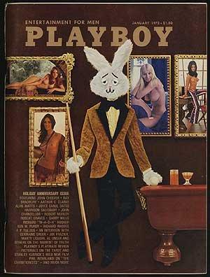 Playboy, January 1972