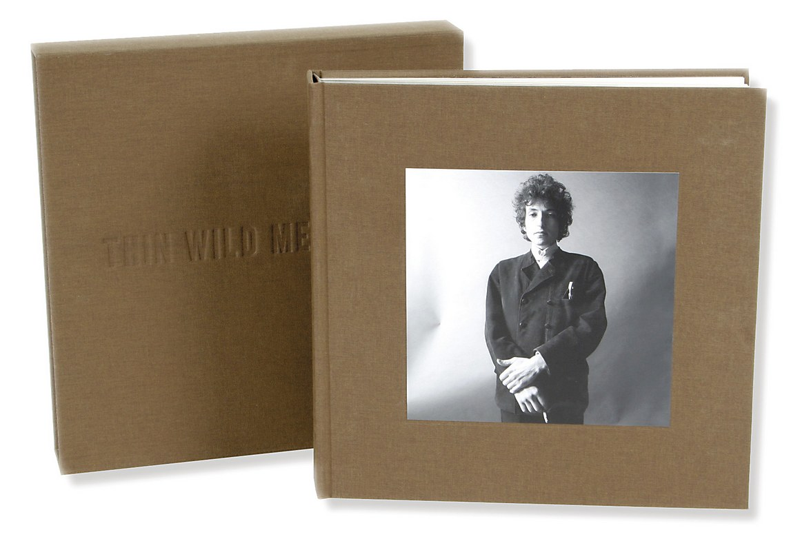 'Thin Wild Mercury: Touching Dylan's Edge', by Jerry Schatzberg