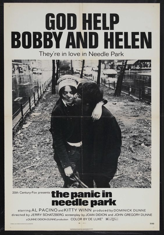 'The Panic in Needle Park' DVD