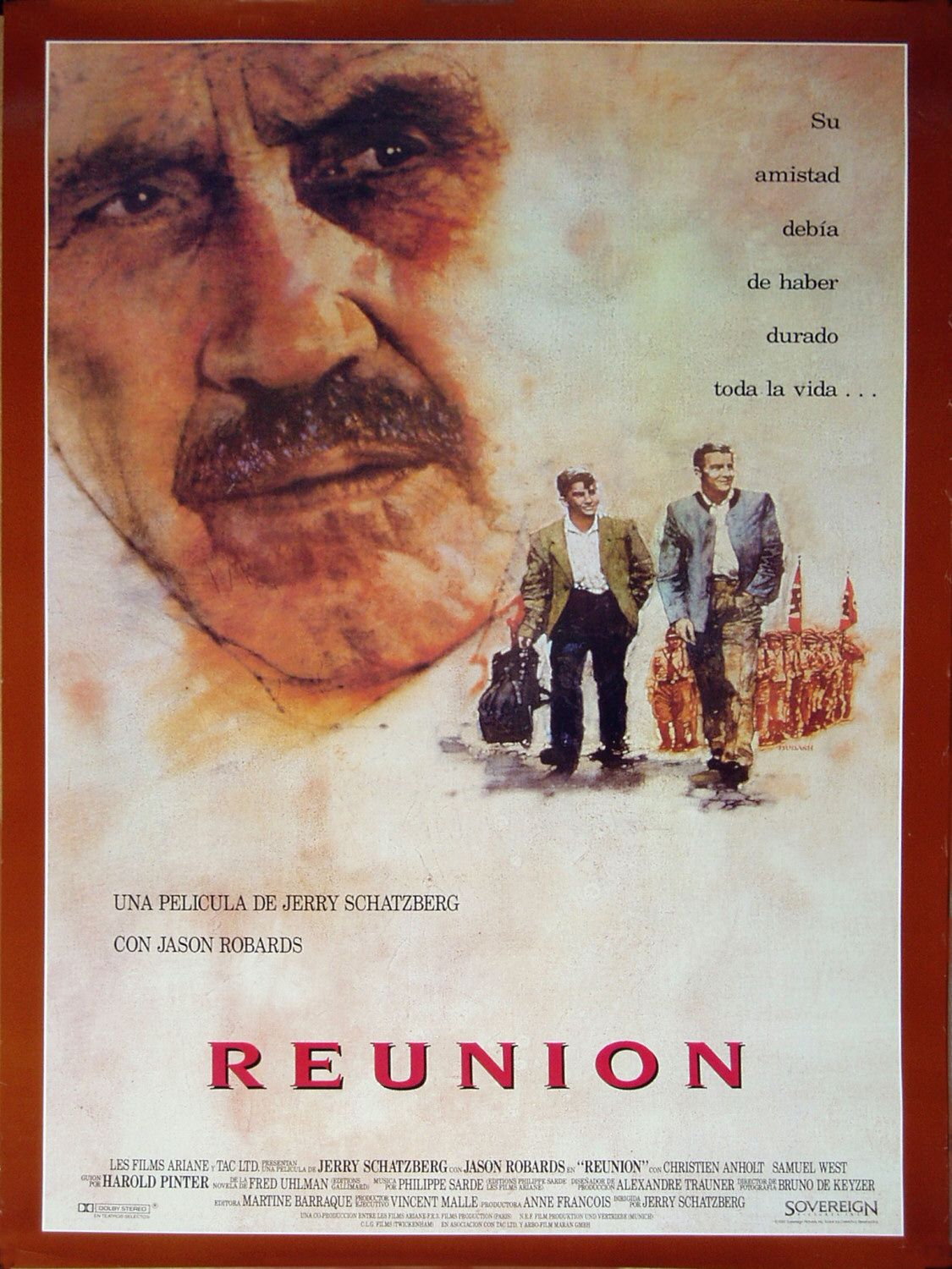 'Reunion' French DVD