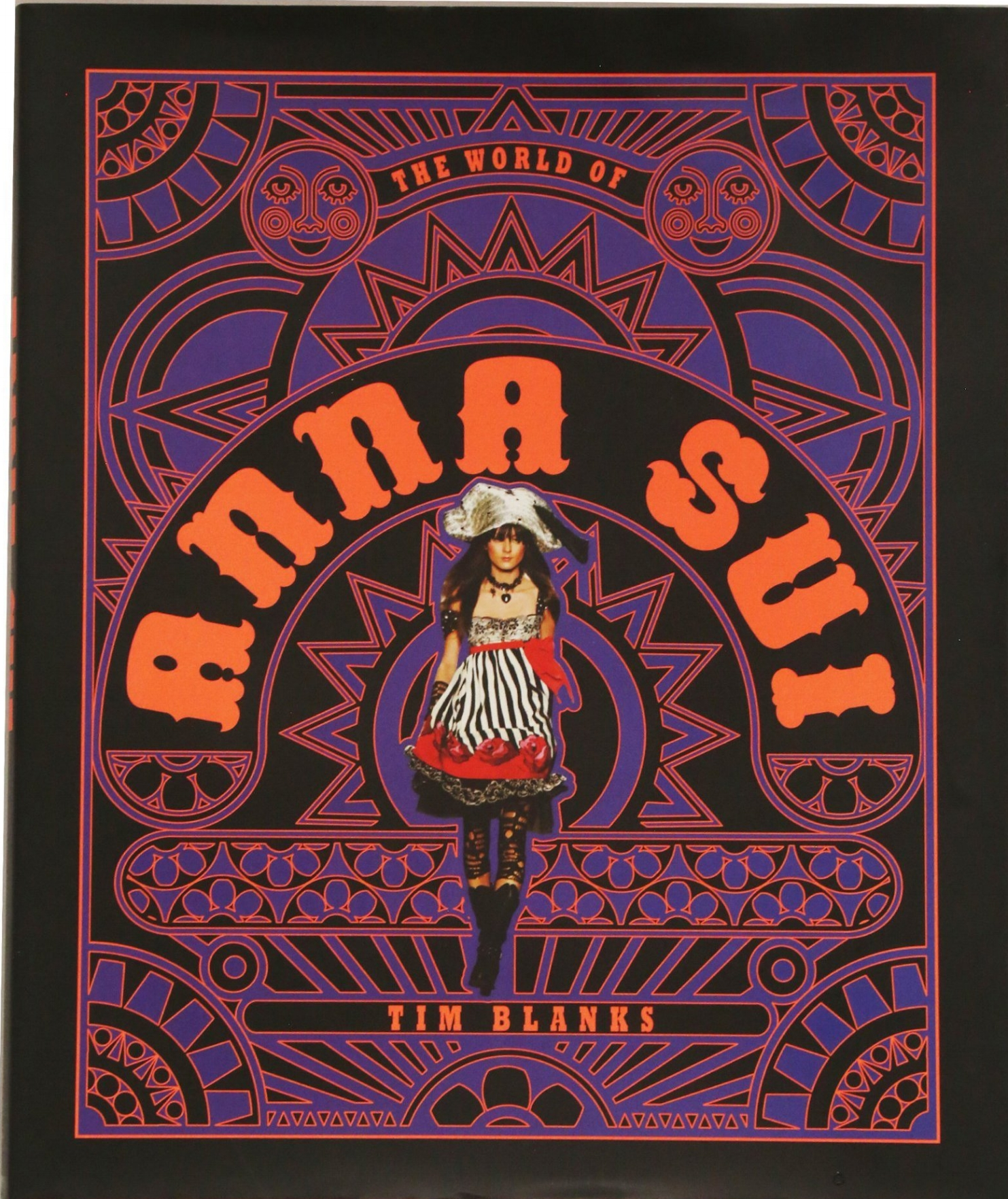 """""""THE WORLD OF ANNA SUI"""" By Tim Blanks $50"""