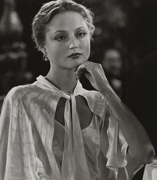 Ingrid in 'The Last Tycoon.'