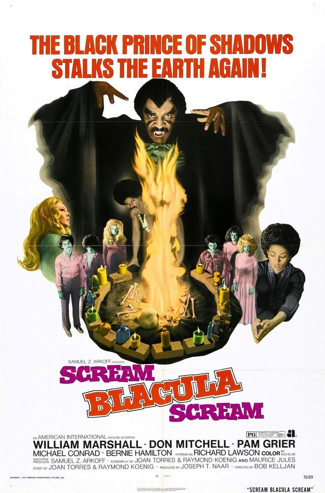 'Scream Blacula Scream' $9.99