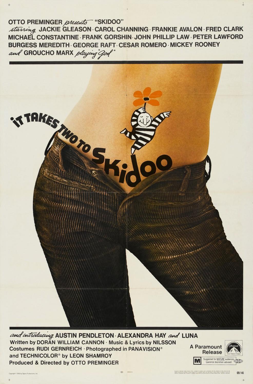 'Skidoo' DVD $14.99