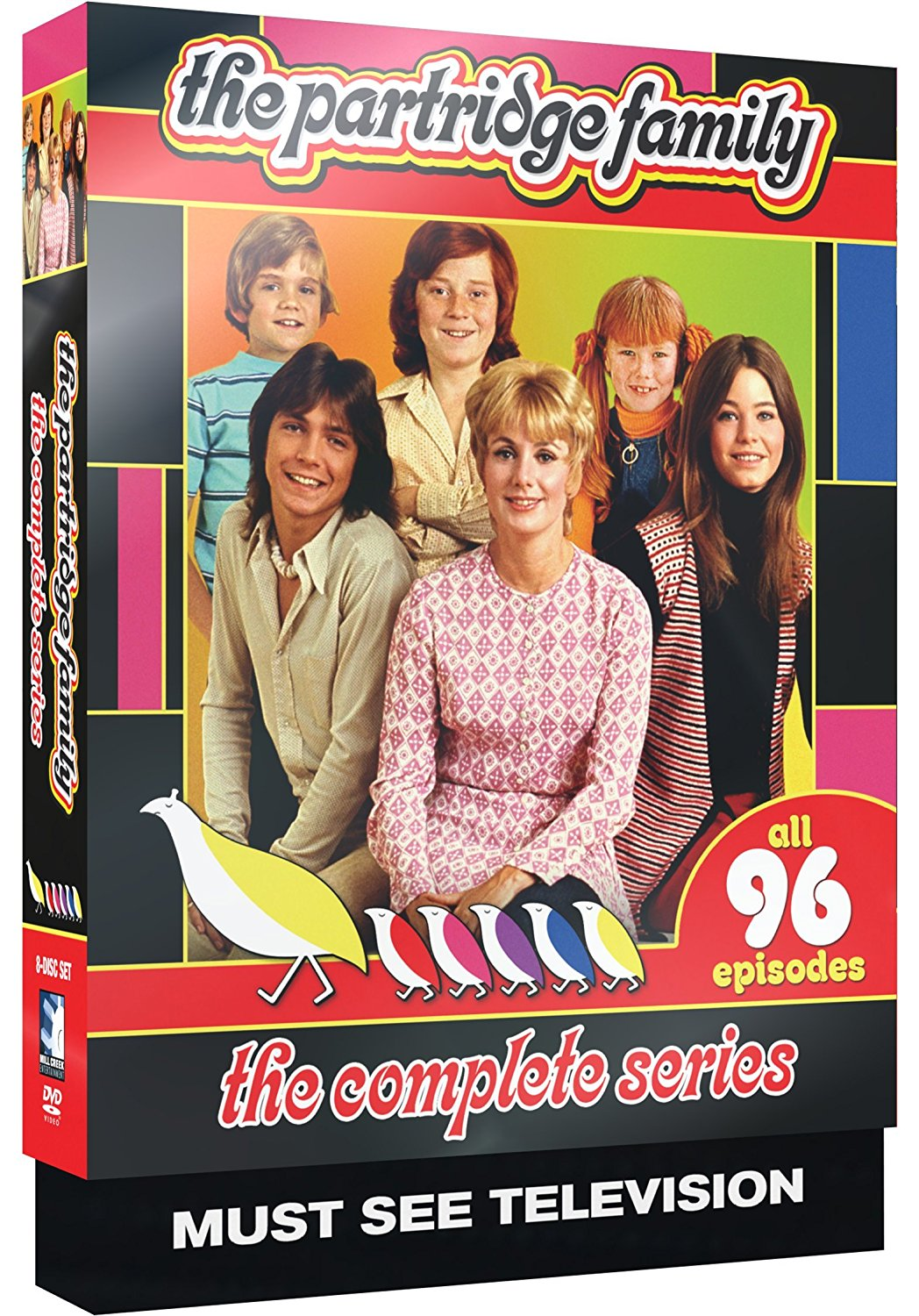 'The Partridge Family' complete series $17.99