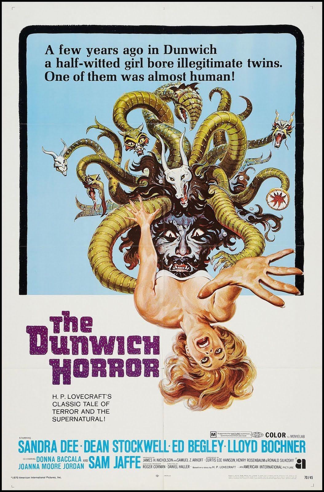 'The Dunwich Horror' DVD $30