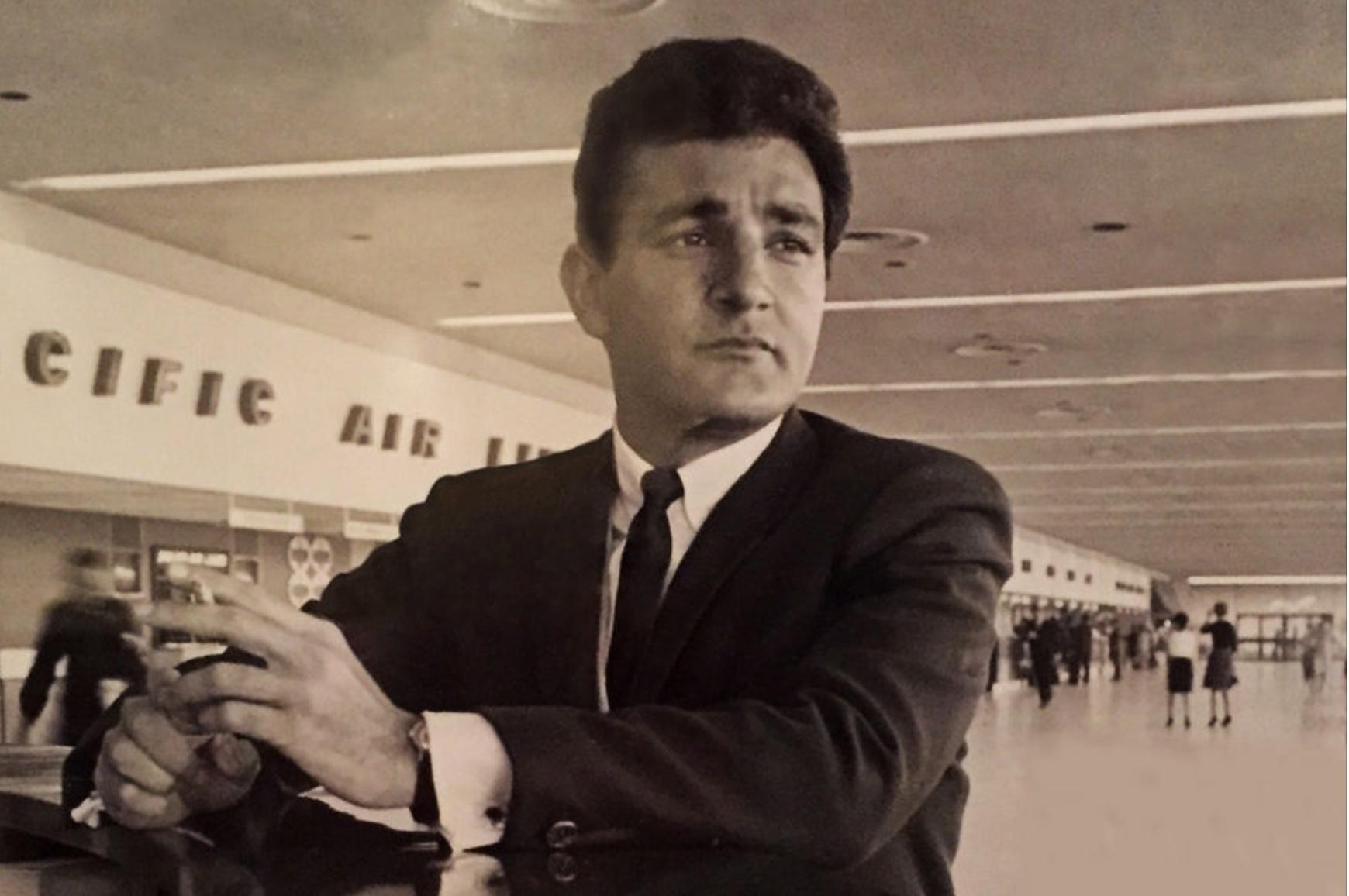 Sandy Dvore in the 1960s