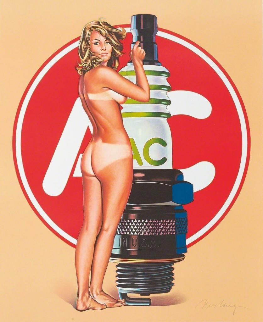 """""""A.C. Annie,"""" 1971."""