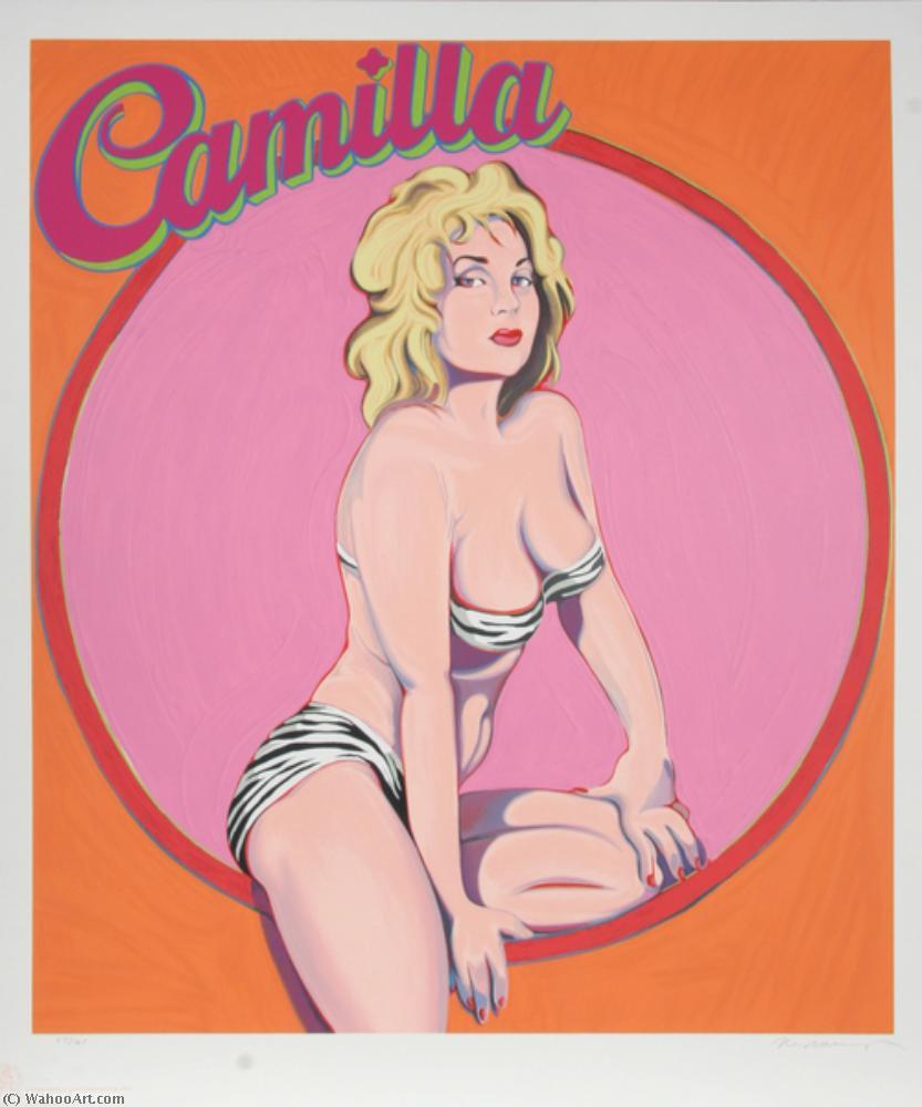 """""""Camilla - Queen of the Jungle Empire,"""" 1963."""