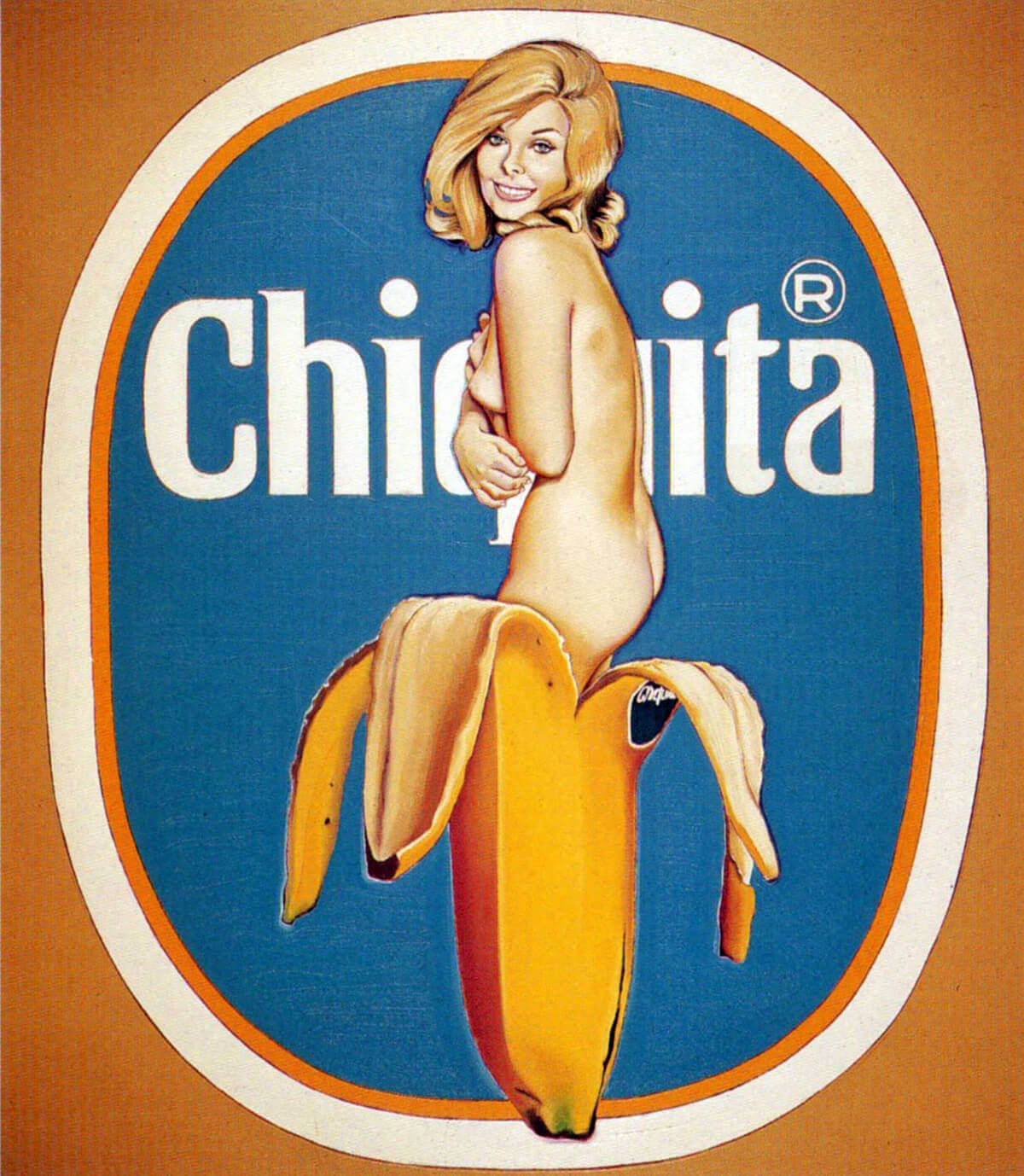 """""""Chiquita,"""" 1964."""