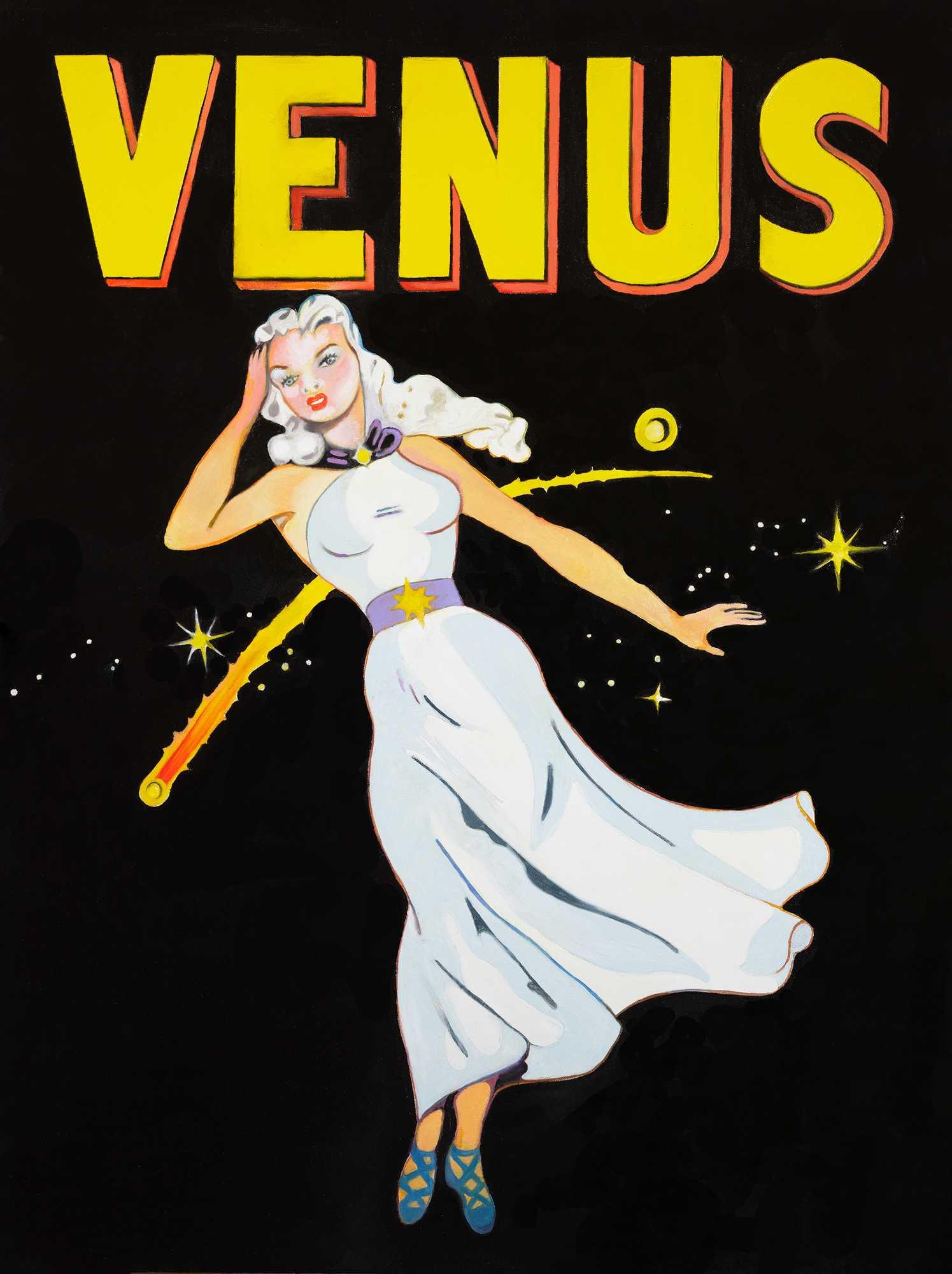 """""""Venus,"""" 2017."""