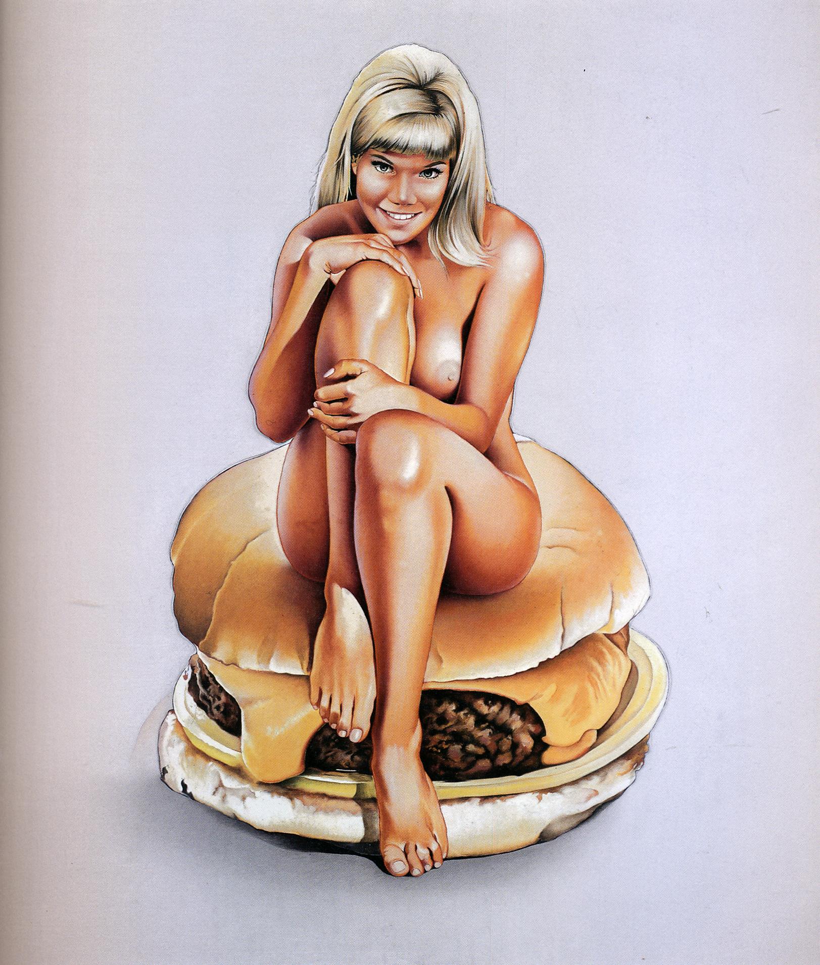 """""""Barbiburger,"""" 1971."""