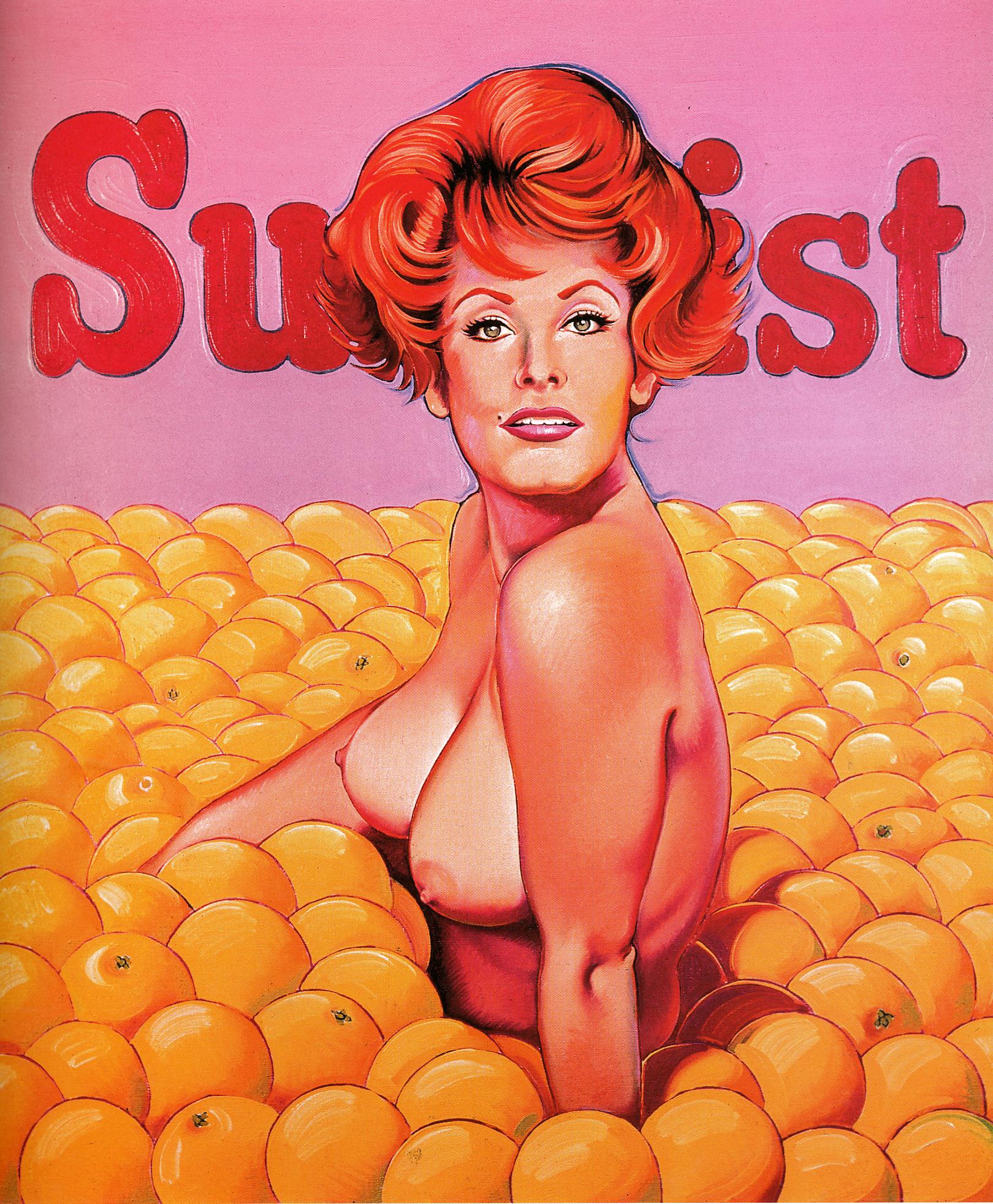 """""""Miss Grapefruit Festival,"""" 1964."""