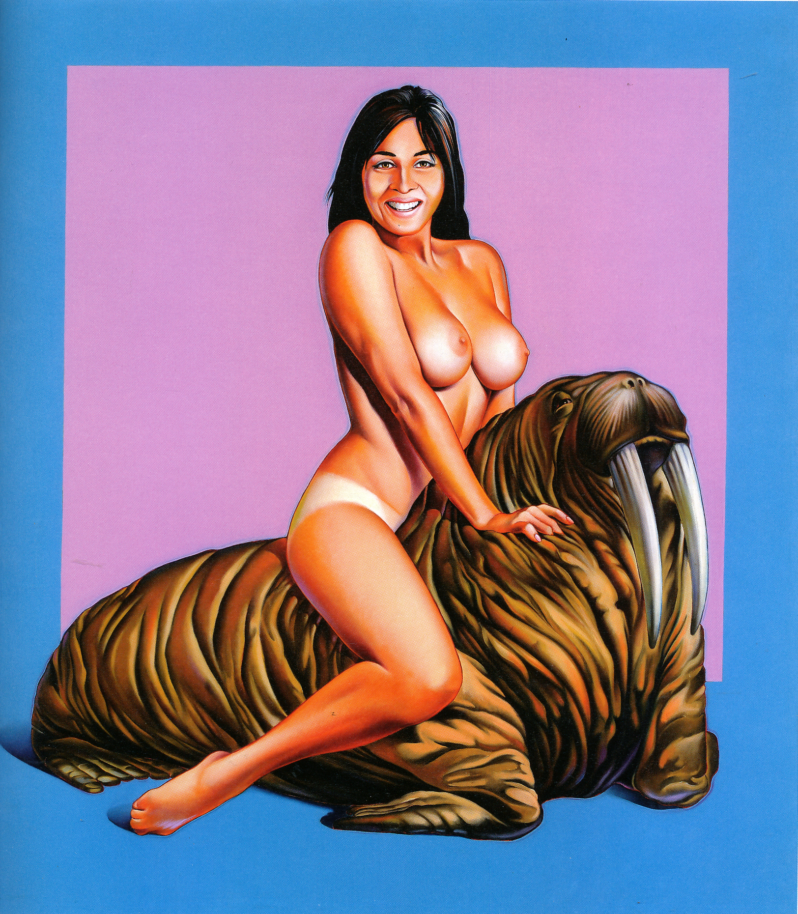 """""""Walrus,"""" 1967."""