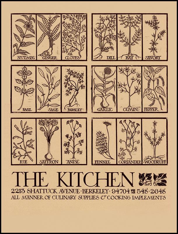 THE KITCHEN, 1968