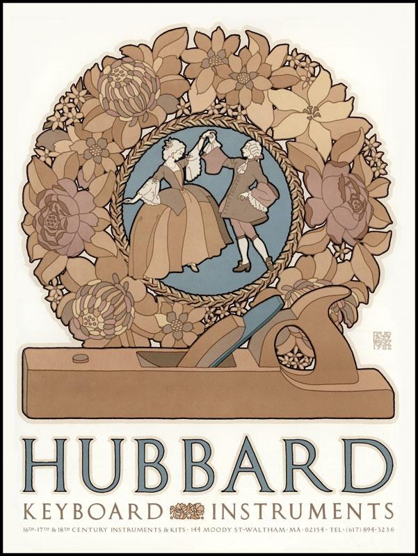 HUBBARD, October 1, 1982