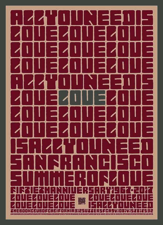 Summer of Love, June 1, 2017