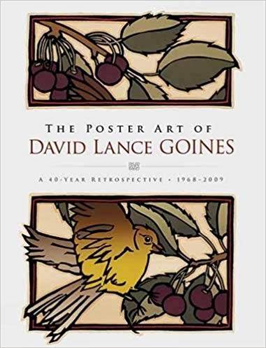 'The Poster Art of David Lance Goines: A 40-Year Retrospective' (2010)  $25