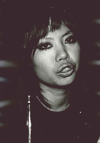Hiroko Koshino in her 20s in the 1960s. Courtesy of Hiroko Koshino.
