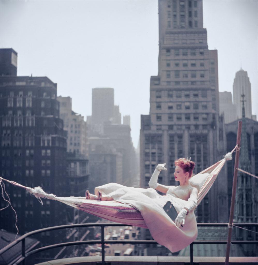 Gwen Verdon in New York City, 1953