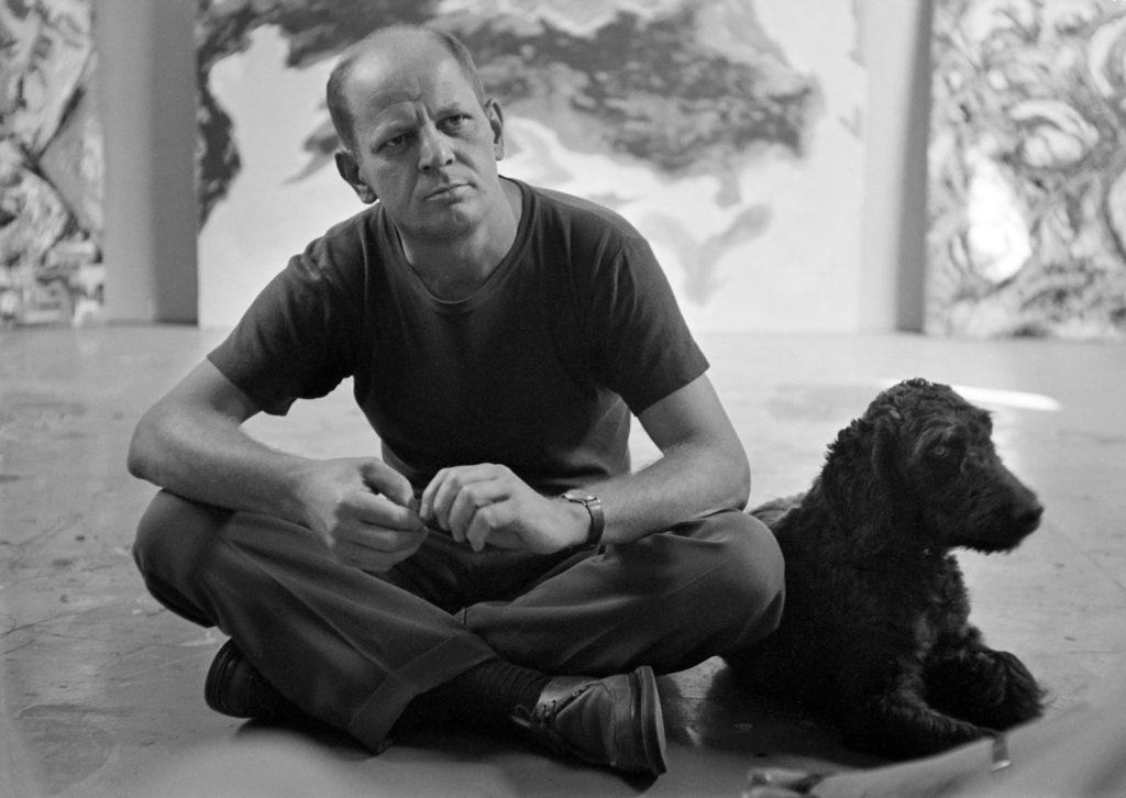 Jackson Pollock in East Hampton, 1953