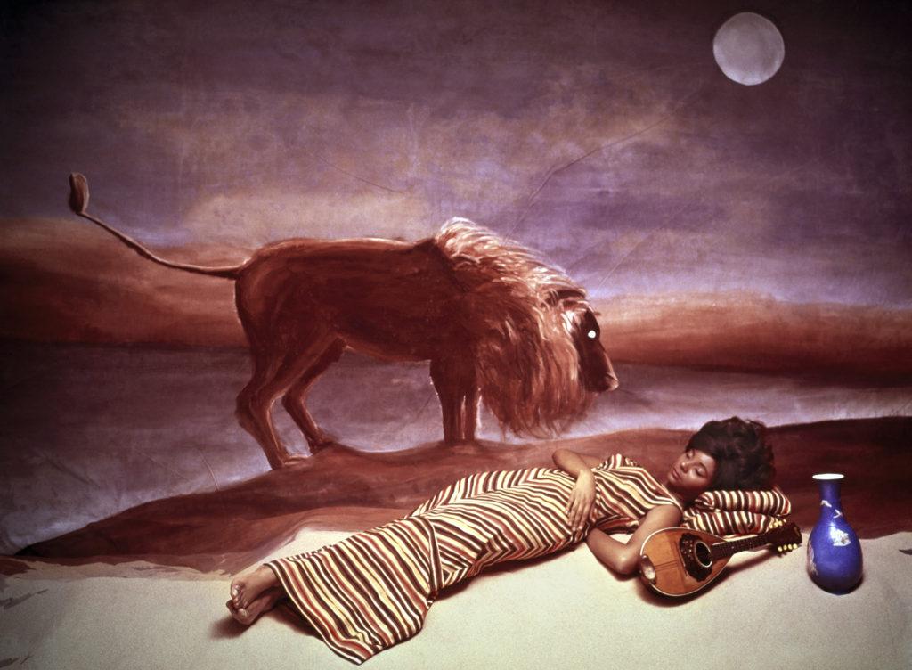 Leslie-Uggams, MoMA, 1963