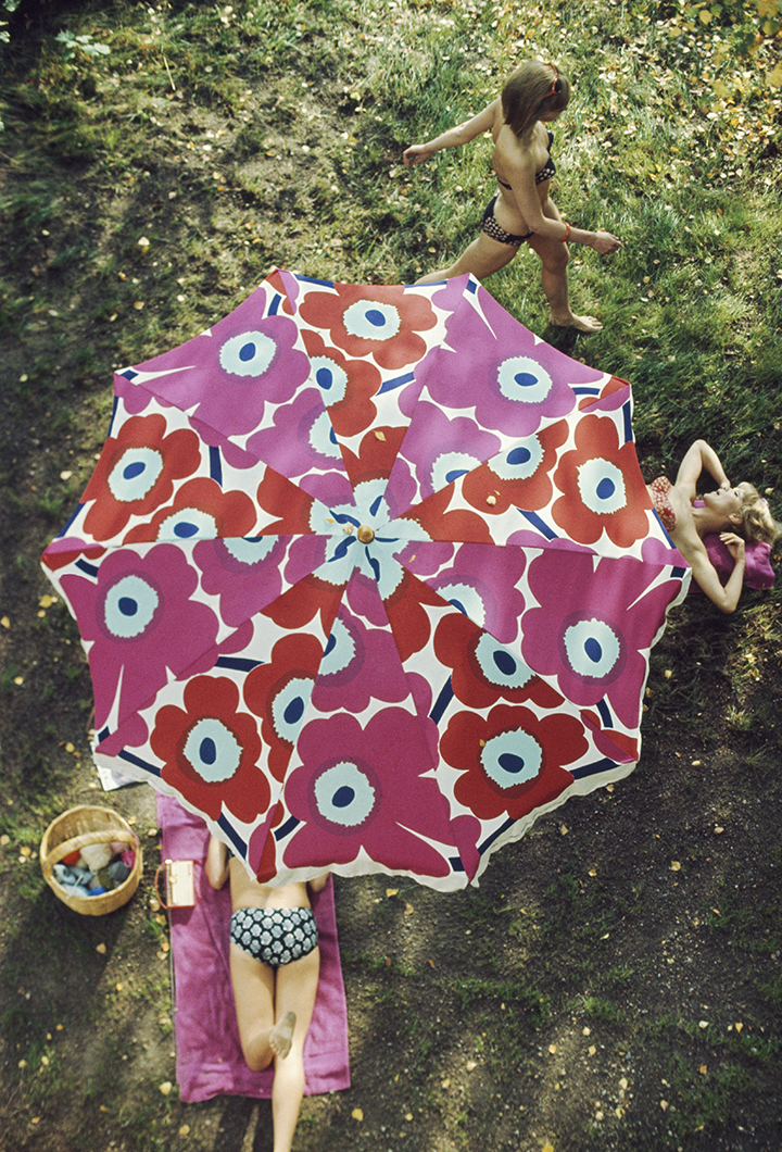 Under the Marimekko Umbrella, 1963