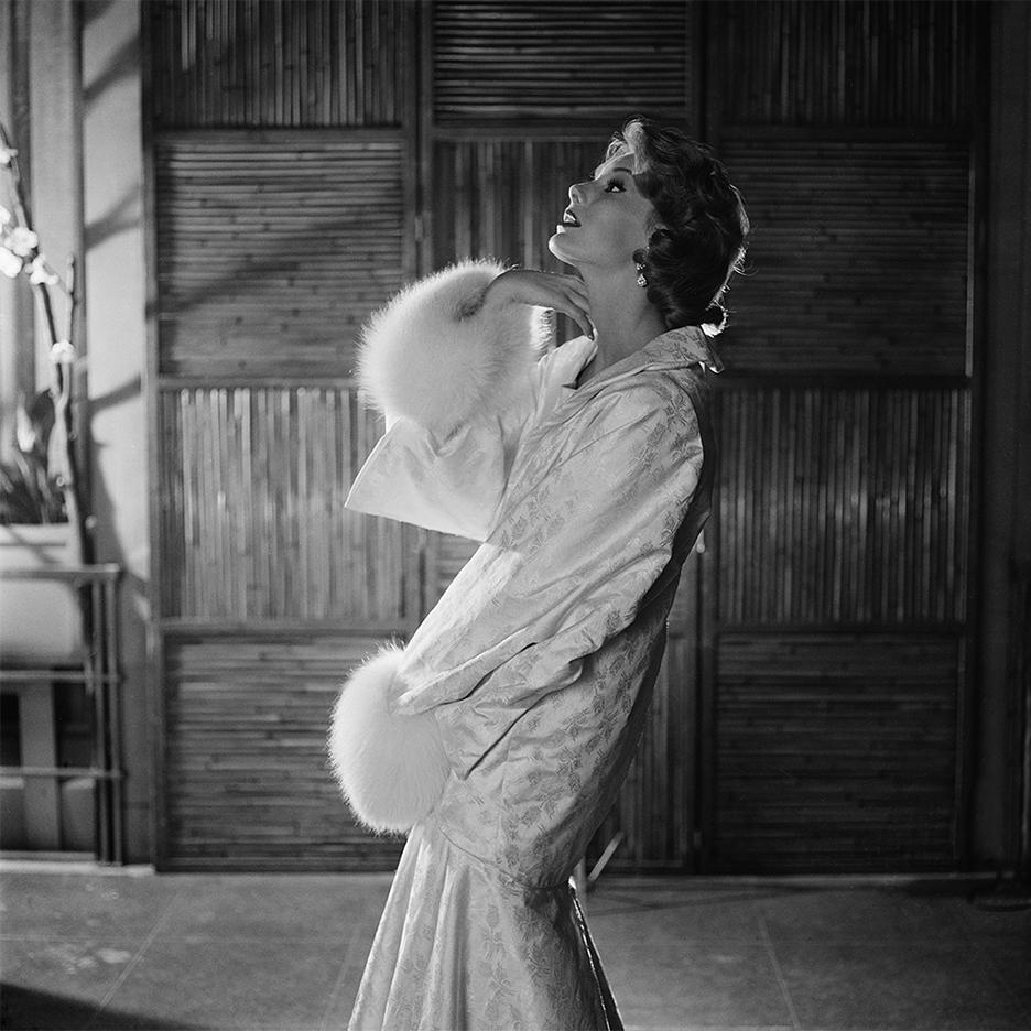 Waldorf Astoria Stole, 1950s