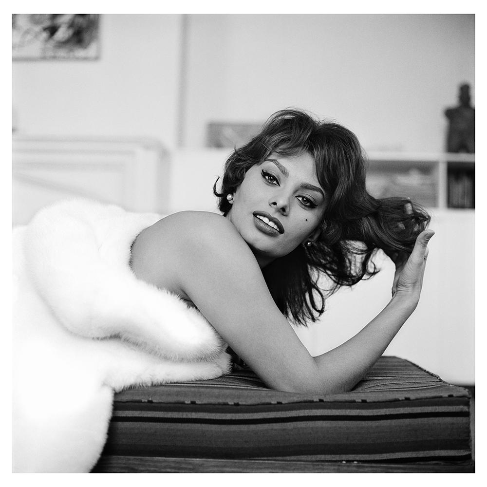 """""""Sophia Loren, New York, 1950"""" Price upon request"""