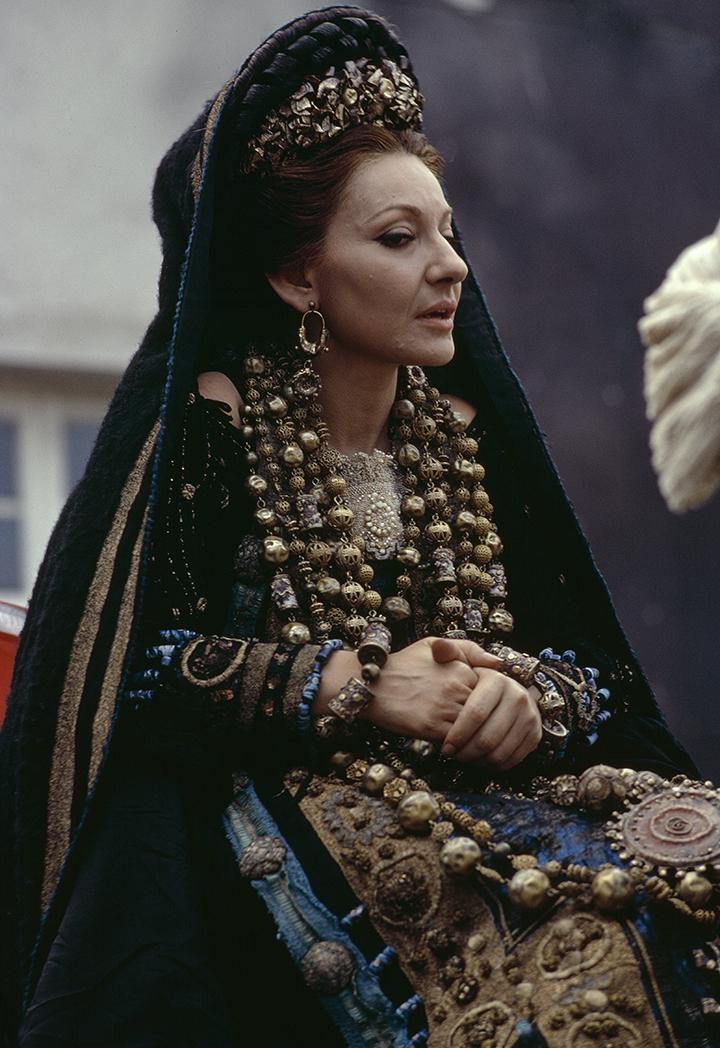 Maria Callas, Rome, 1965