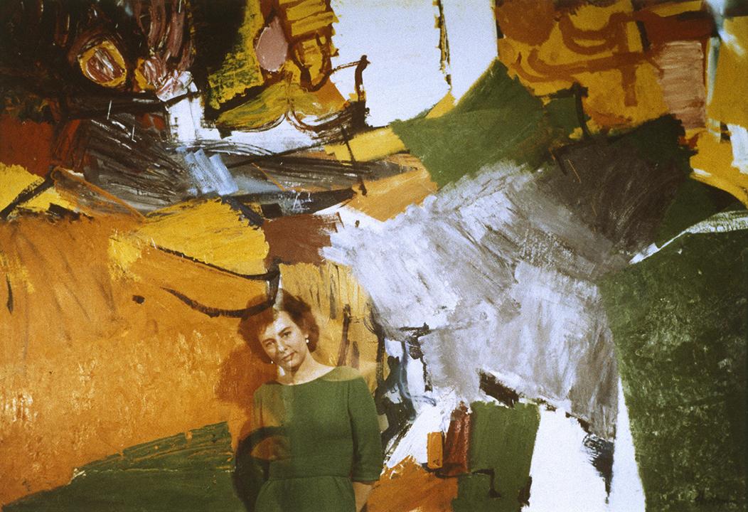 Grace Hartigan, 1953