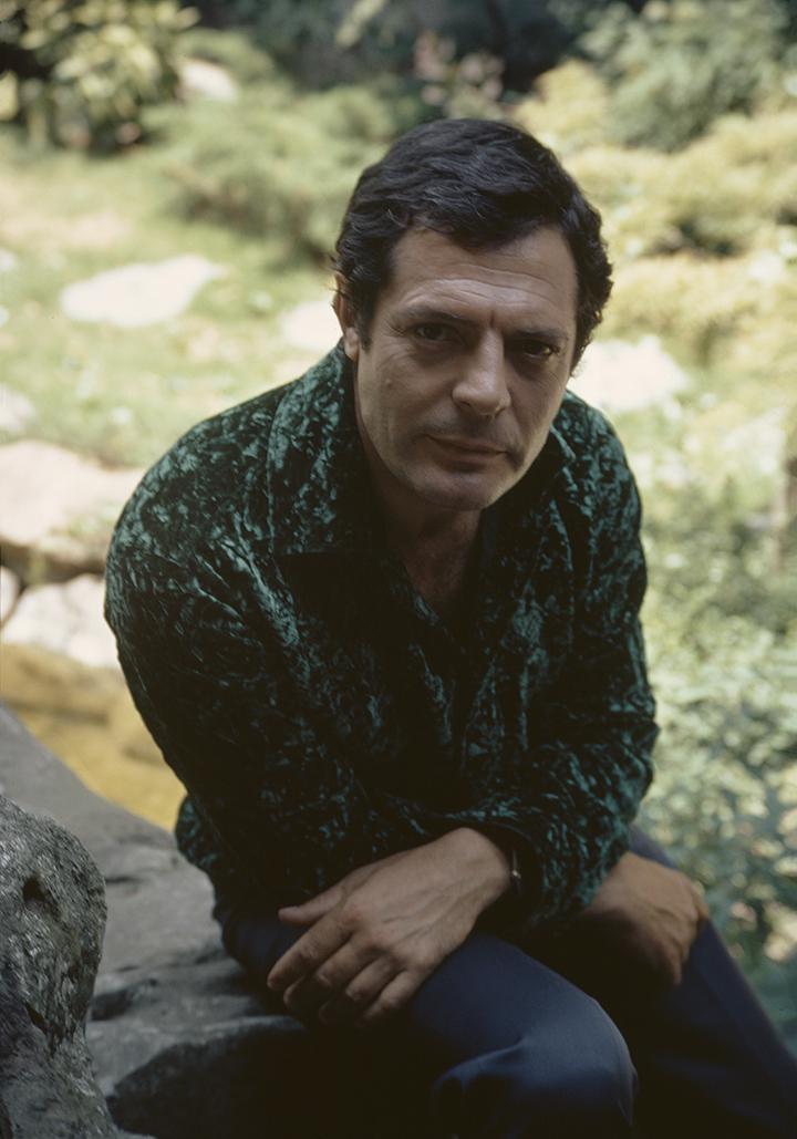 Marcello Mastroianni, 1970