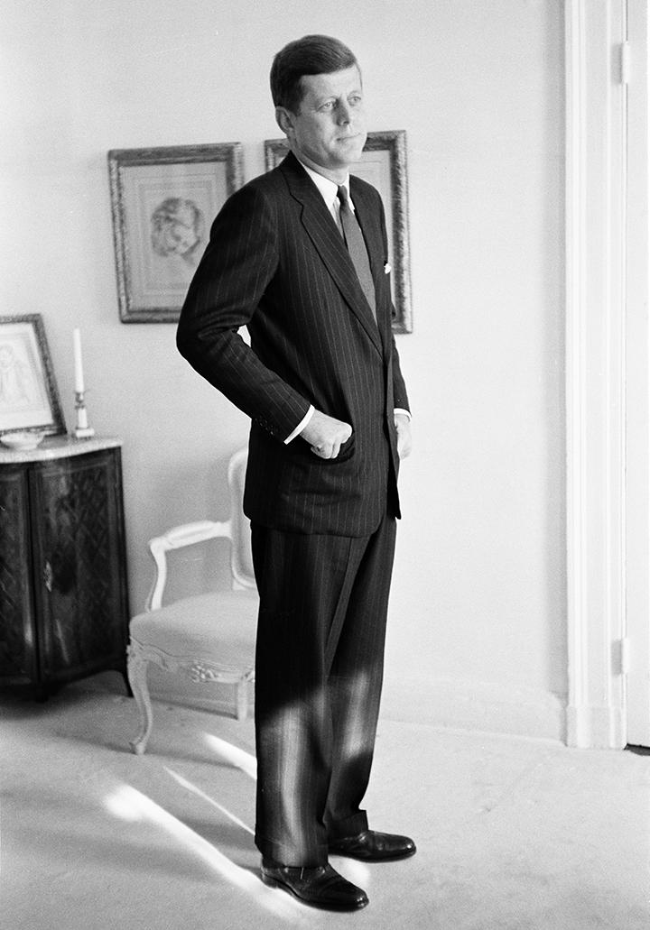 JFK, 1962