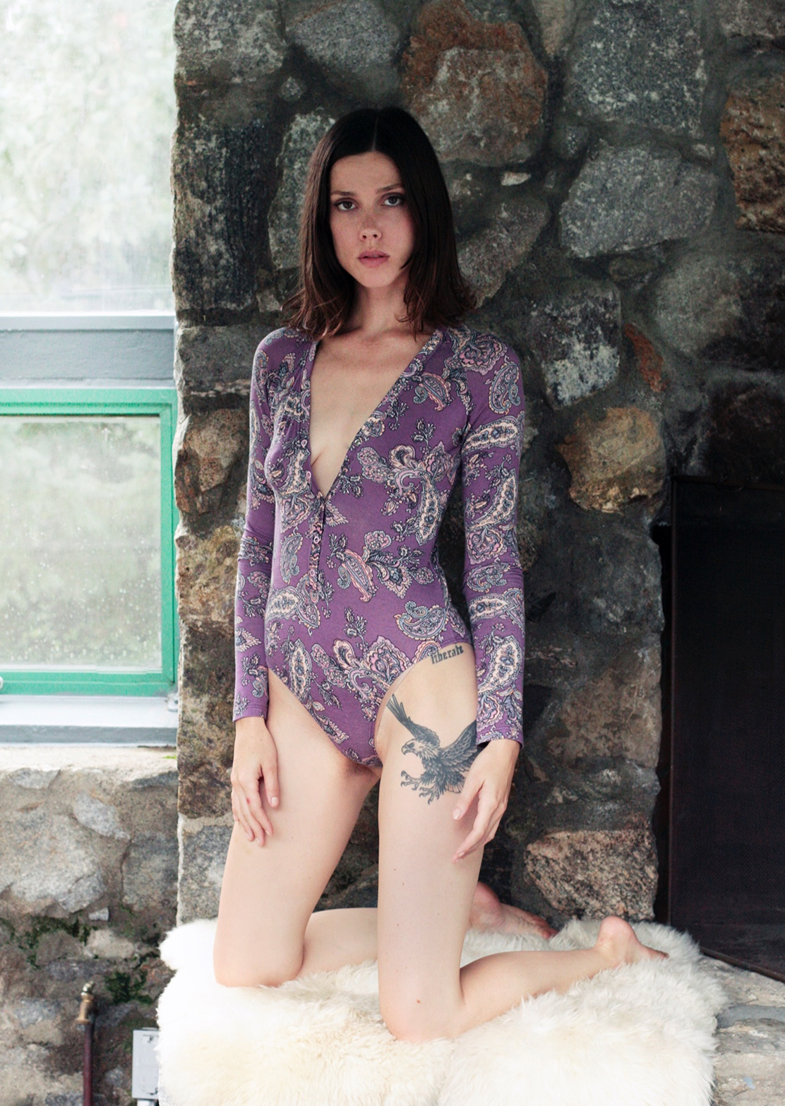 Sweet Adventure Bodysuit $180
