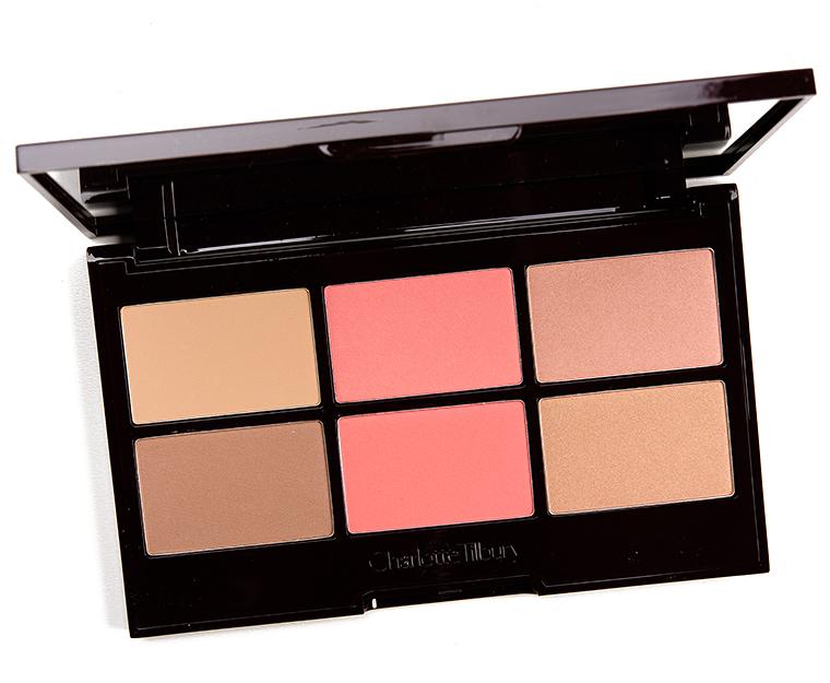 Charlotte Tilbury's Glowing, Pretty Skin Palette $75