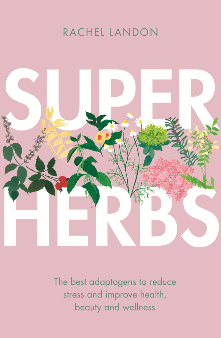 'Superherbs' by Rachel Landon $19.99