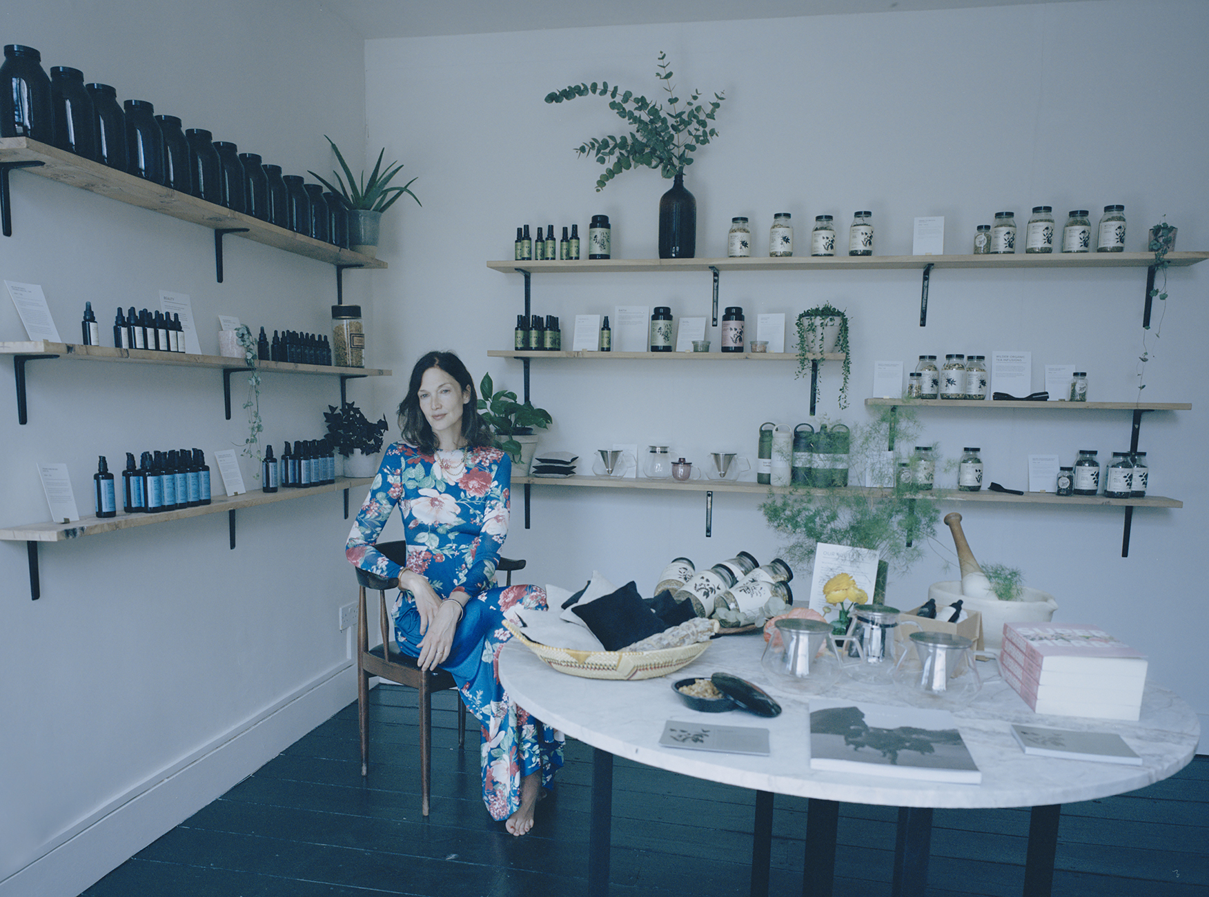 Lady Business: Wilder Botanics