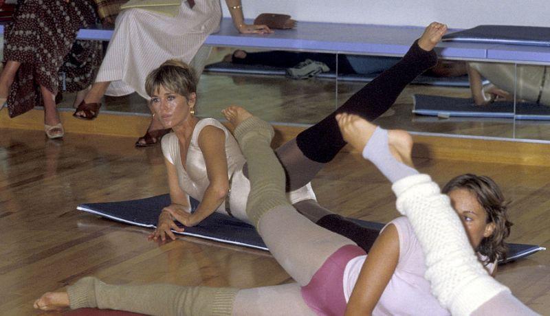 Jane Fonda at Opening of her studio, September 13, 1979