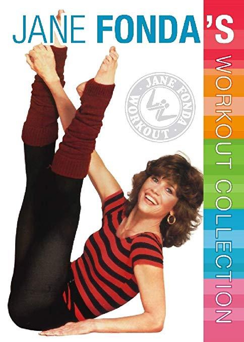 Jane Fonda's Workout DVD Collection $43