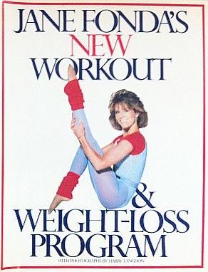 Jane Fonda's New Workout and Weight Loss Program (1986) $4