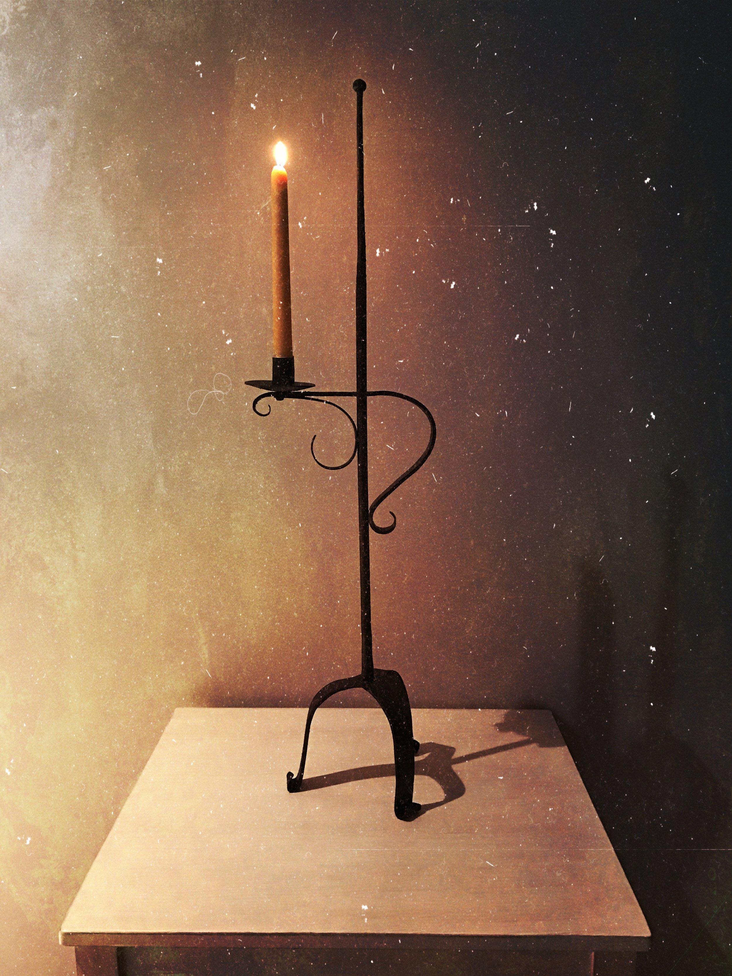 Table Lamp (Adjustable)