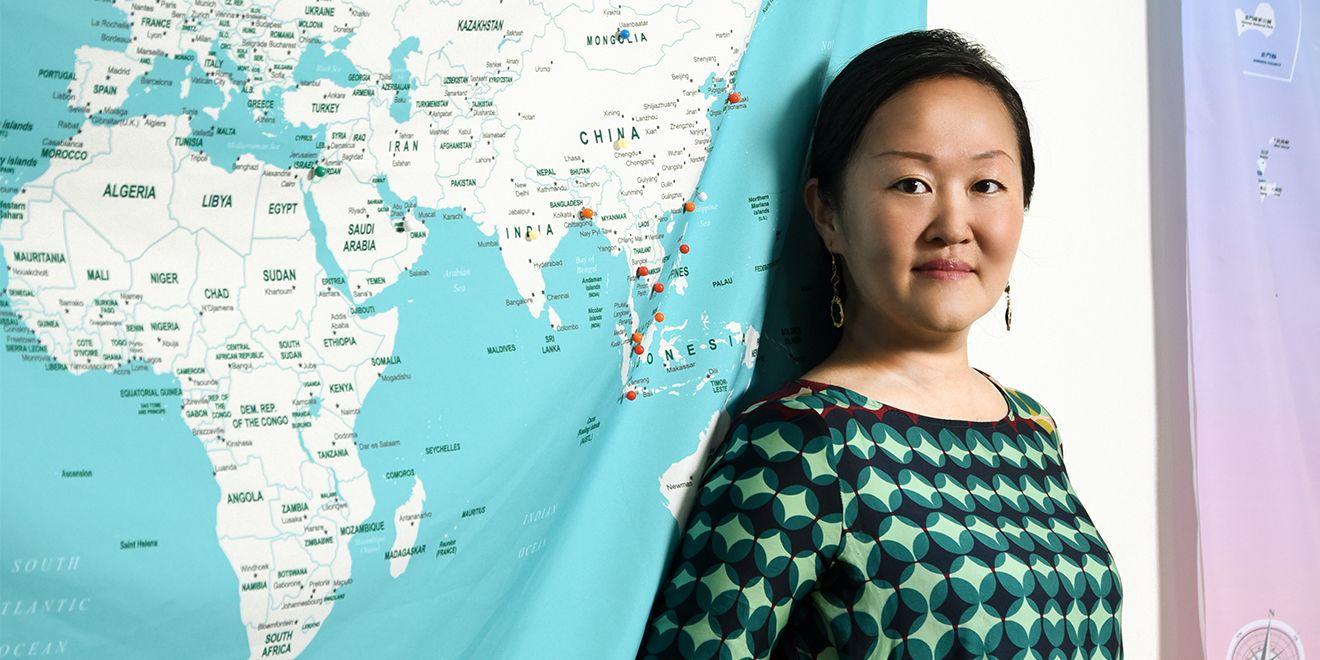 圖為 DOMI 共同創辦人胡德琦。圖片來源/TAIWAN TATLER