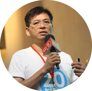 以公益牽動消費者的心,是趨勢也是責任。 - 順發 3C 董事長 — 吳錦昌