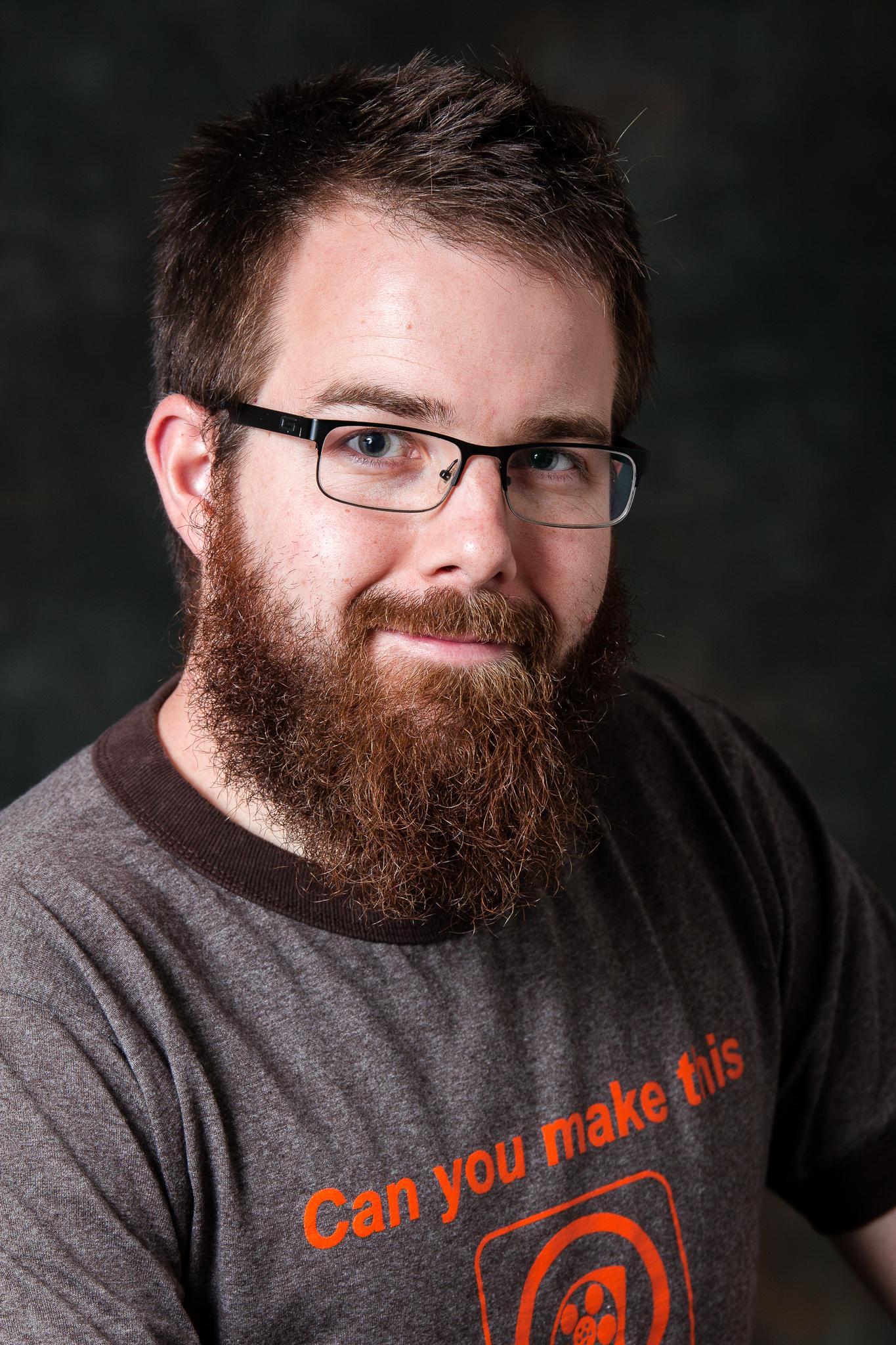 Nick Montgomery profile shot