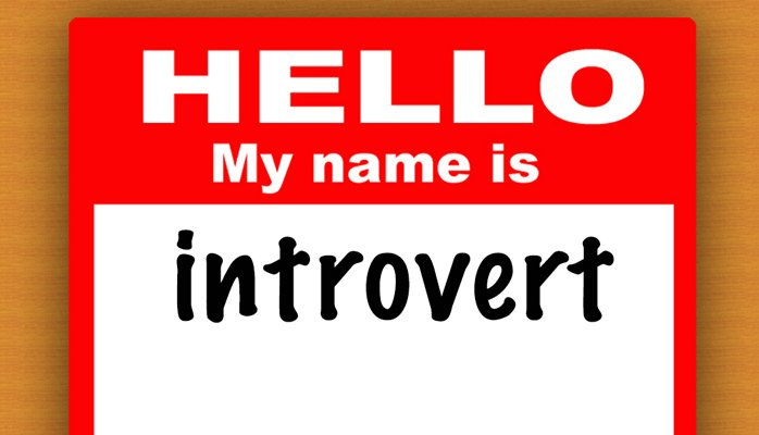 Being an introvert at conferences and networking yourself