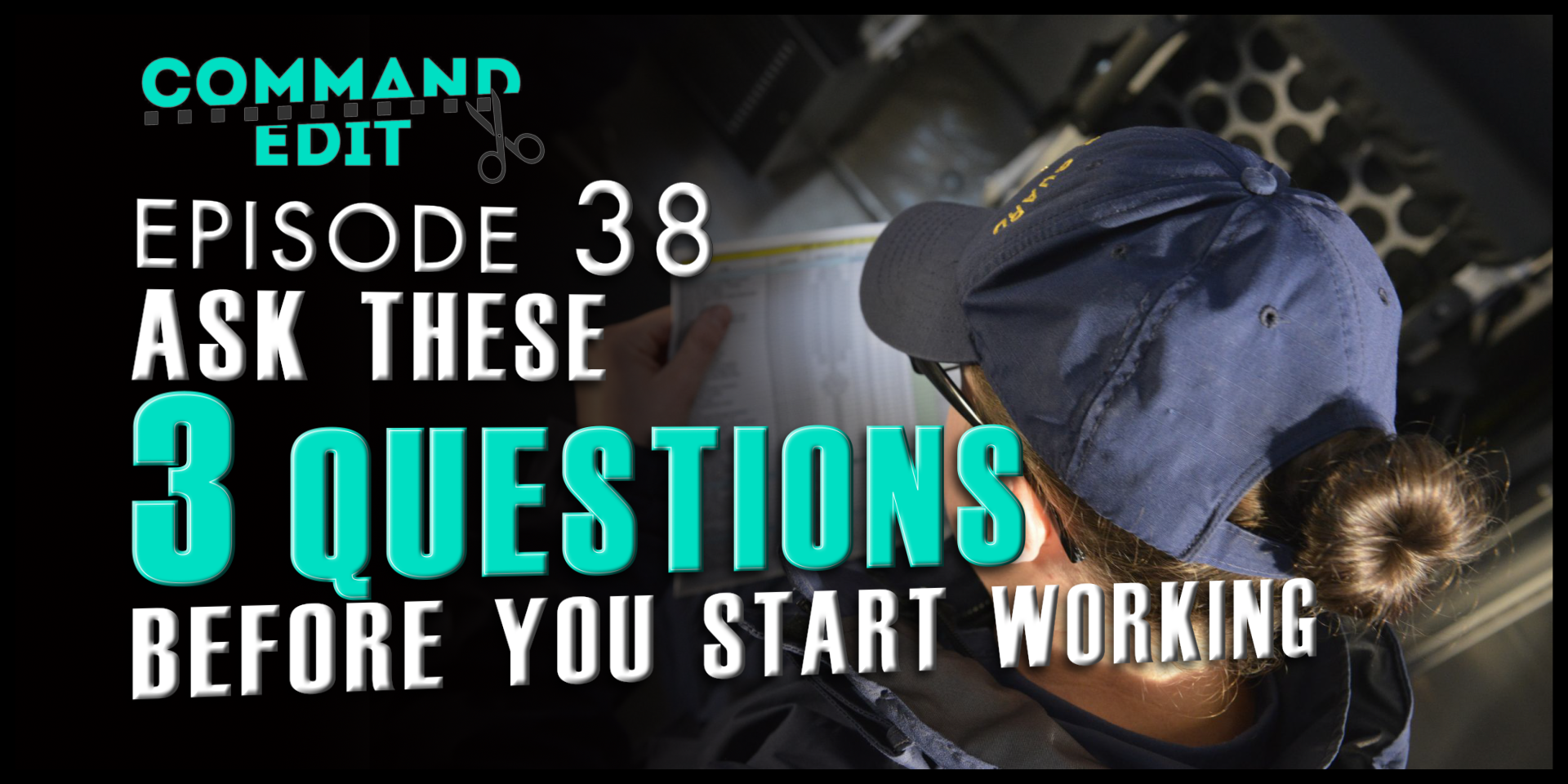 Ask these 3 pre-production questions as an editor to avoid problems later in the edit