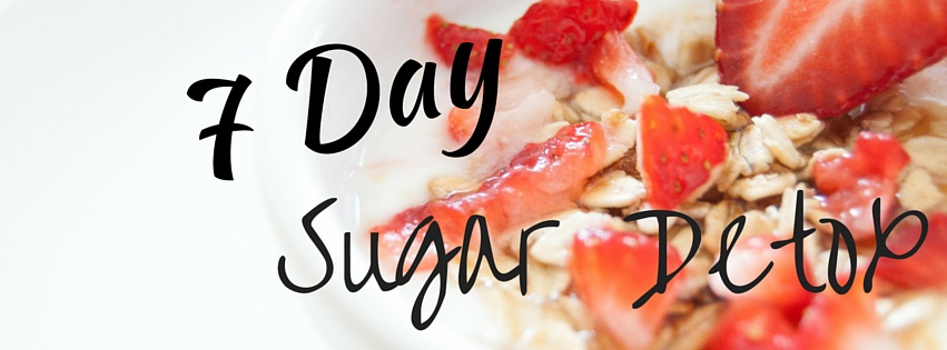 Bonus Command Edit Podcast episode on 7 day sugar detox benefits and support