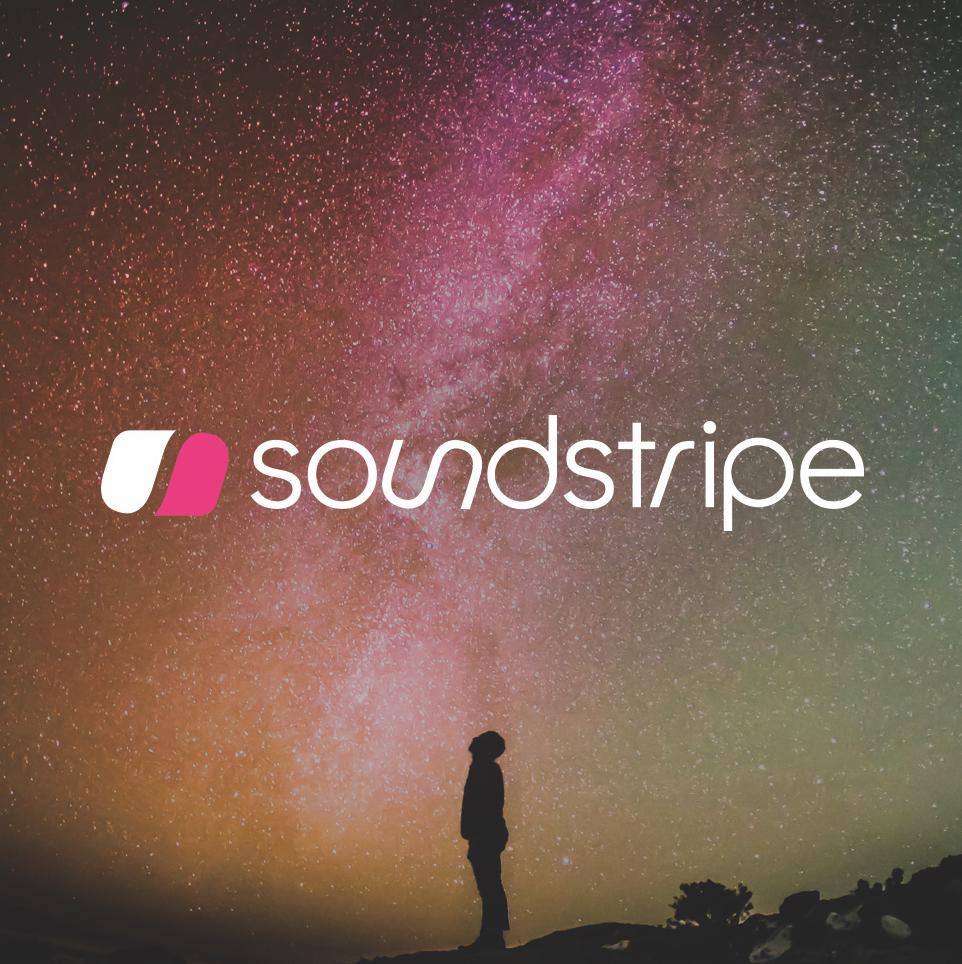Soundstripe music service online